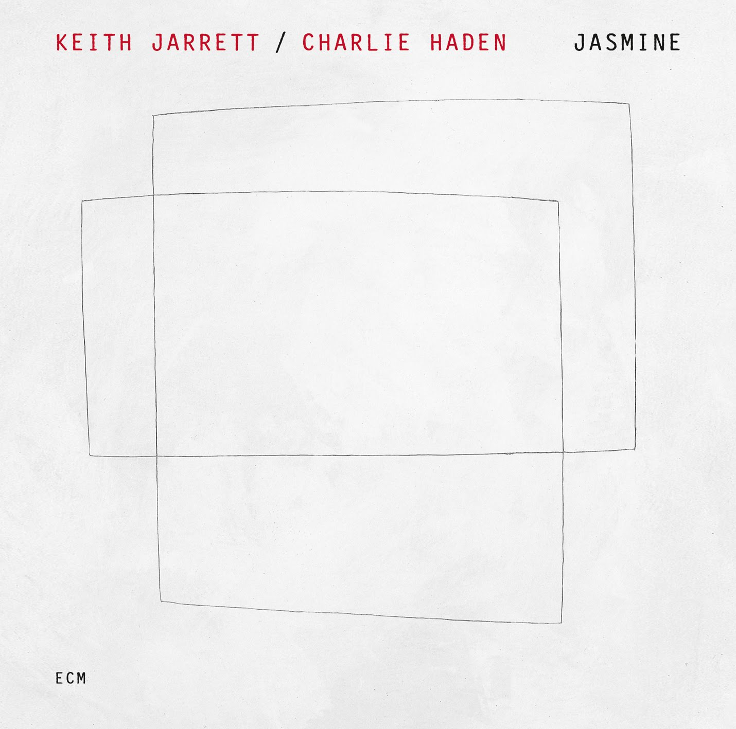 Keith Jarrett - Charlie Haden - Jasmine - 2010