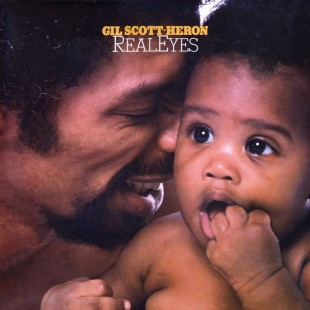 Gil-Scott Heron - Real Eyes - 1980